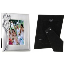 """Hearts"" 4 x 6 Photo Frame"
